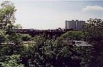 Picture from the roof of my apartment (Summer, 2003)