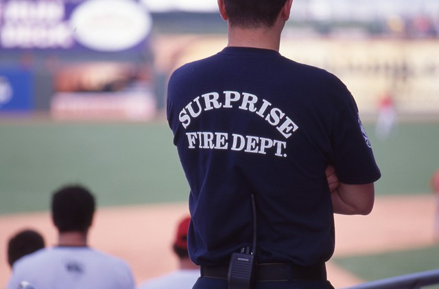 Surprise Fire Department (Surprise, AZ.)