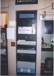 Somewhat upgraded ound rack (spring, 1999)
