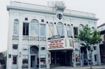 Exterior of the Columbus Theatre (August, 2002)