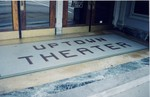 Mosaic on front step (August, 2002)