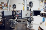 Main projection booth (August, 2002)