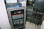 sound rack and reel cabinets