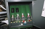 lens cabinet; I have lenses for 1.33, 1.85, and scope (1.66 is accommodated with Magna-Com attachments