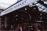 Borough Market entrance