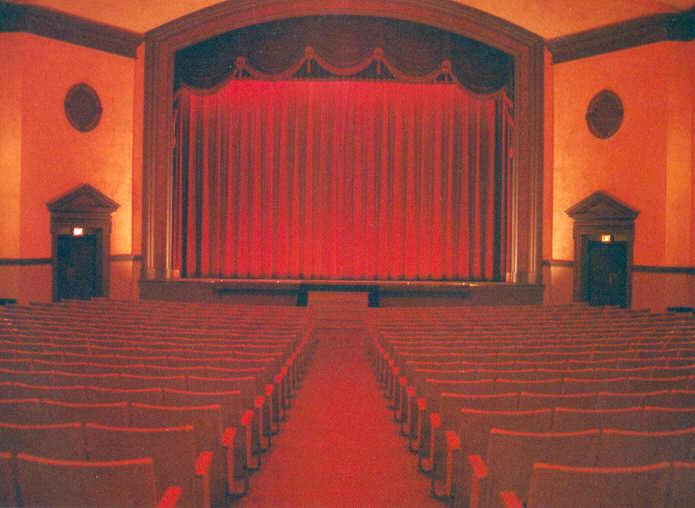 Williamsburg Theatre Pictures Updated